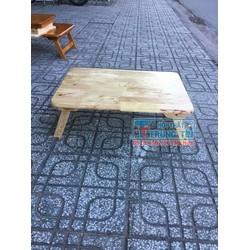bàn xếp gỗ 40 60