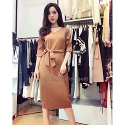 Đầm Xếp Ly Chokek