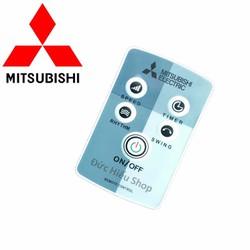 Remote quạt MITSUBISHI - tặng kèm pin 2025