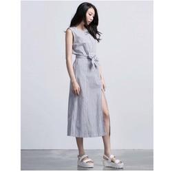 Đầm MAXI LINE DRESS - MAXI LINE DRESS