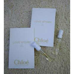 Nước hoa vial ChloeLove Story for women