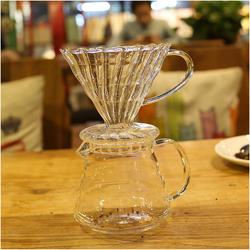 Bình pha cafe bằng giấy lọc Drip coffee 400ml