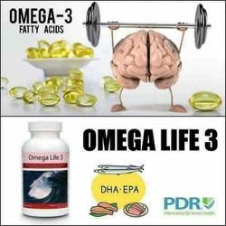 Thực Phẩm Chức Năng Bổ Não Tăng Cường Trí Nhớ Thị Lực Omega life 3