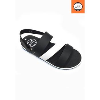 Giày sandal 3 quai ngang nam thời trang