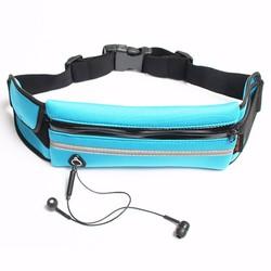 Túi đeo hông thể thao thời trang chống thấm nước QSTORE QS124