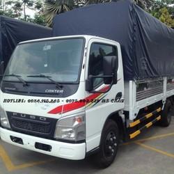 Xe tải Mitsubishi 1T9 Canter, Xe tải Fuso 1.9 tấn