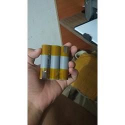 Set pin 3s 12v 5000mAh xả 25a cell ls lr18650 không mạch