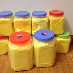 1Kg Tinh Bột Nghệ Vàng - Đảm bảo vệ sinh an toàn thực phẩm - Bao test