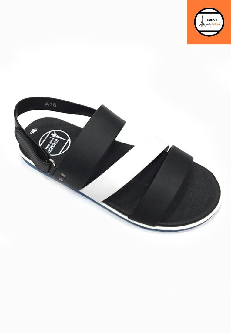 Giày sandal 3 quai ngang nam thời trang 2