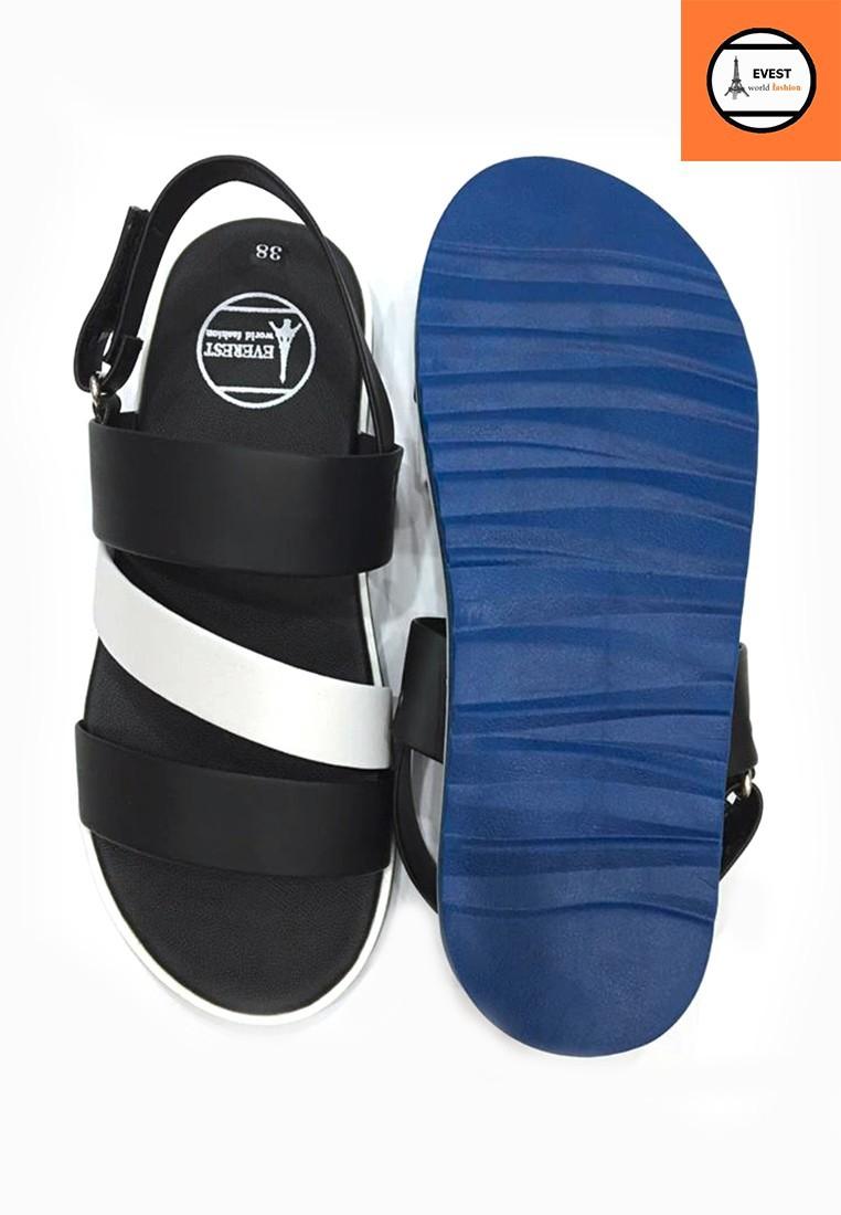 Giày sandal 3 quai ngang nam thời trang 6