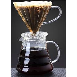 Bình pha cafe bằng giấy lọc Drip coffee 600ml