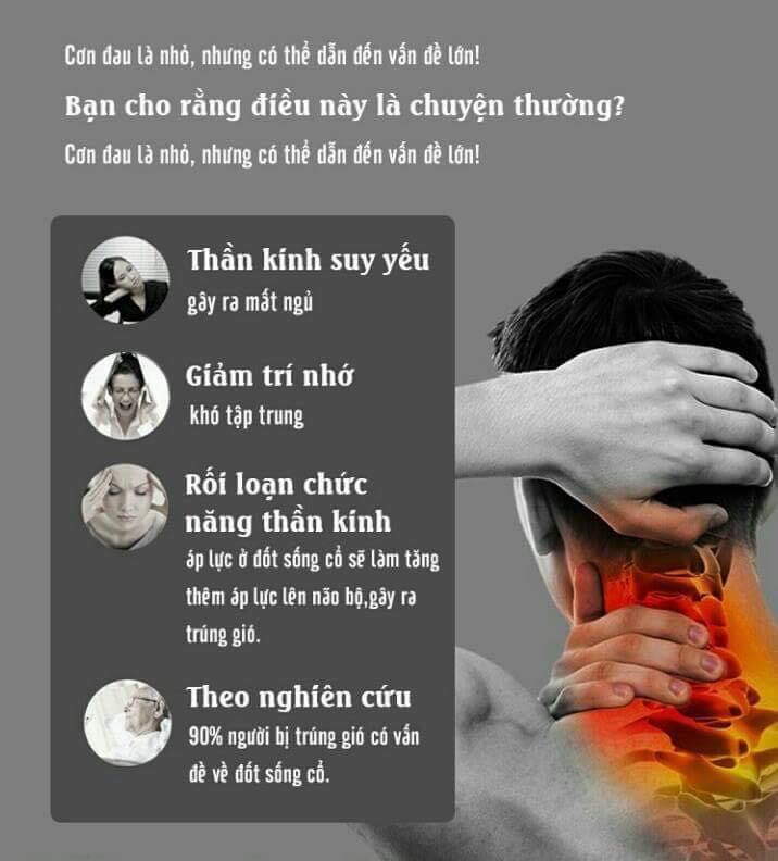 máy massage - Máy massage cổ trị liệu chính hãng cao cấp 3