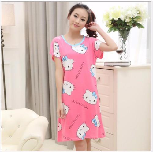 Váy ngủ xinh xắn anna trần shop at02
