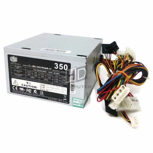 Nguồn máy tính Coolermaster CM350 350w Fan 12