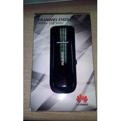 USB 3G Huawei E1820 đa mạng giá rẻ, tốc độ cao 21.6Mbps