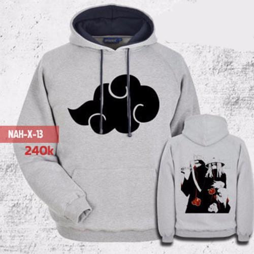 Áo khoác itachi và kisame hoodie