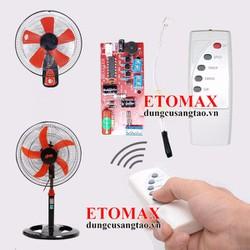 Mạch điều khiển quạt từ xa TOMAX V1
