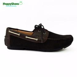 Giày mọi nam Geox da bò, kiểu dáng thời trang công sở 1.1