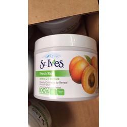 Tẩy tế bào chết toàn thân ST.Ives