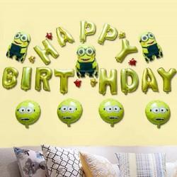 Bộ trang trí sinh nhật dễ thương cho bé yêu