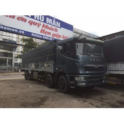 Xe tải 4 chân camc nhập khẩu