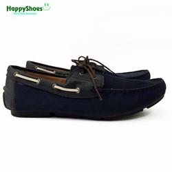 Giày mọi nam Geox da bò, kiểu dáng thời trang công sở 1.2