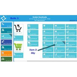 Trọn bộ phần mềm quản lý bán hàng đa ngành + máy in bill giá rẻ