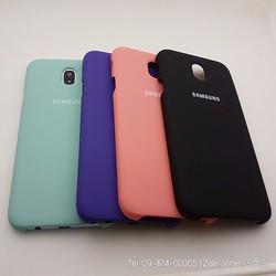 Ốp lưng Zin Galaxy J7 Pro da mềm, nhựa tốt