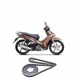 Nhông xích nhông sên dĩa xe máy Honda Future 1