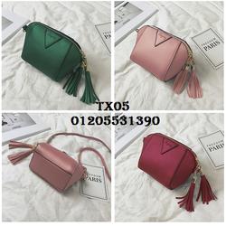 Túi đeo chéo nữ xinh xắn TX05