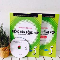 Tiếng Hàn Tổng Hợp Dành Cho Người Việt Cao Cấp 5