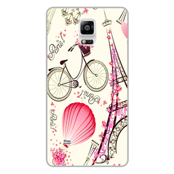 Ốp Lưng Sam Sung Galaxy Note 4 - PARIS 01