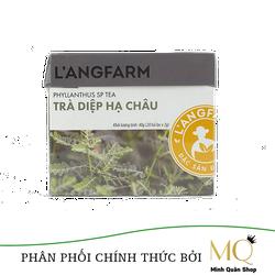 Trà diệp hạ châu Lang Farm 20 túi lọc - Hỗ trợ điều trị viêm gan B