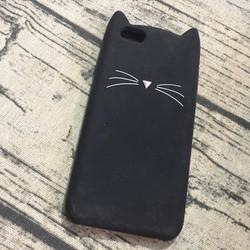 Ốp lưng Iphone 5 5s 6 6s râu mèo