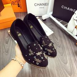 giày búp bê chuồn chuồn nữ cực đẹp