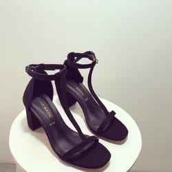 giày sandal cao gót nữ cực đẹp
