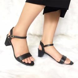Giày Sandal Cao Gót Li061D JANVID - sang trọng, đẳng cấp