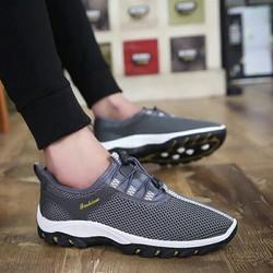 Giày Fashion Dark Grey