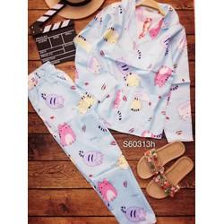 Set bộ pijama QDTN