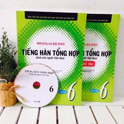 Tiếng Hàn Tổng Hợp Dành Cho Người Việt Cao Cấp 6