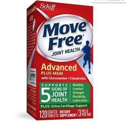 Viên uống bổ khớp Move Free Glucosamine Chondroitin MSM 120 viên