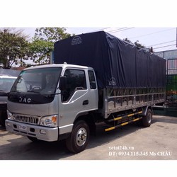 Xe tải jac 8.4 Tấn, xe tải jac 8T4 trả góp