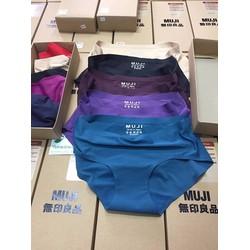 Combo 05 quần lót nữ Muji hàng nội địa Nhật