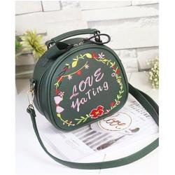 Túi xách thời trang họa tiết xinh xinh