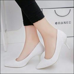 giày cao gót nữ 7cm