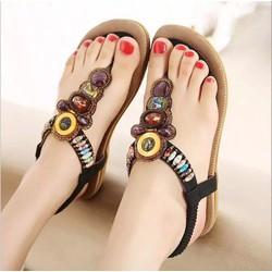 giay sandal đá nhiều màu siêu xinh-pll3508