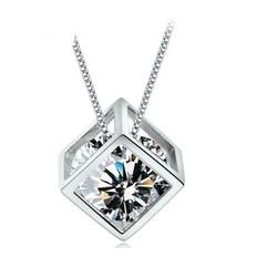 Dây chuyền hạt kim cương