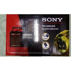 Đài Đọc Thẻ Nhớ USB Sony SW-888UAR