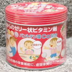 Kẹo chữa biếng ăn Nhật 160 viên
