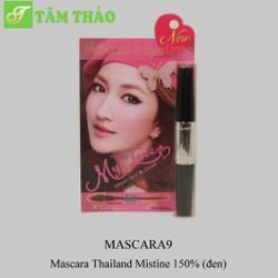 Mascara Thailand Mistine đen